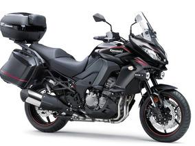 Moto Kawasaki Versys 1000 Abs Versão Tr 4 Cilindros
