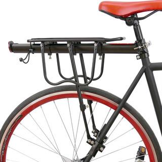 Portapaquete Trasero Bicicleta Portasilla Aluminio Parrilla