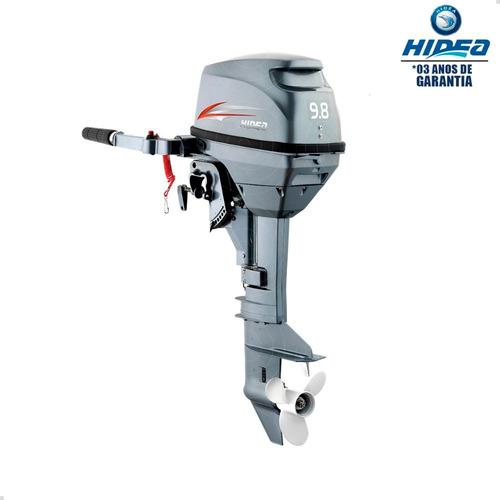 Motor De Popa Hidea 2 Tempos 9.8hp Fhs Pessoa Física