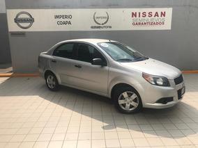 Chevrolet Aveo 1.6 Ls L4/ 5vel S/aire Mt 2014 Somos Agencia!