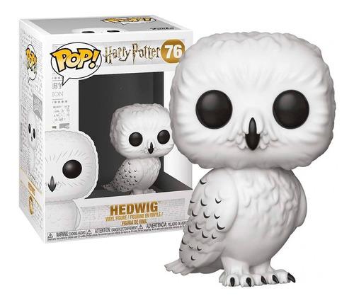 Boneco Funko Pop Hedwig Edwiges 76 - Harry Potter Original