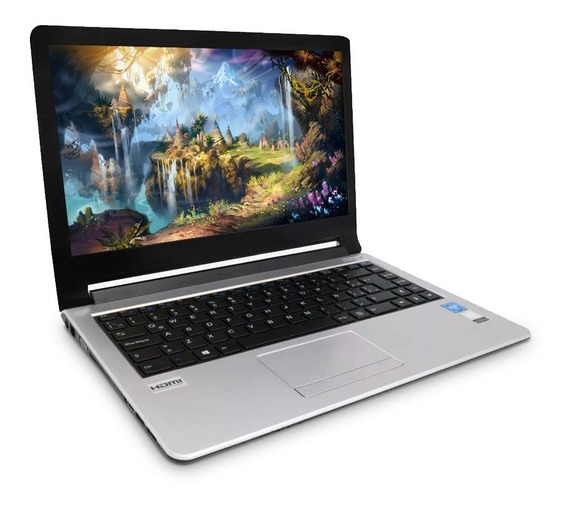 Laptop Intel Dual Core 4gb Ram 500gb W10 Vorago Alpha Hdmi