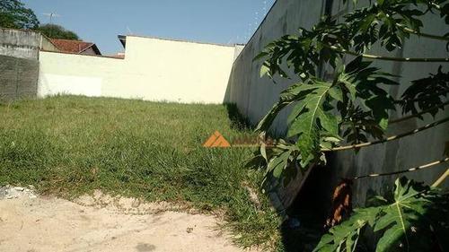 Terreno À Venda, 420 M² Por R$ 250.000,00 - Parque Industrial Lagoinha - Ribeirão Preto/sp - Te0989