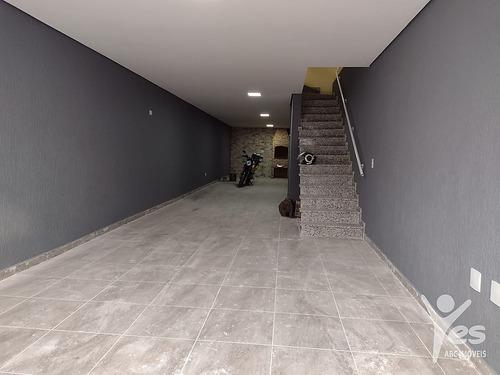 Imagem 1 de 18 de Ref.: 6282 - Sobrado 3 Quartos Sendo 1 Suíte, 2 Vagas, Vila América - 6282