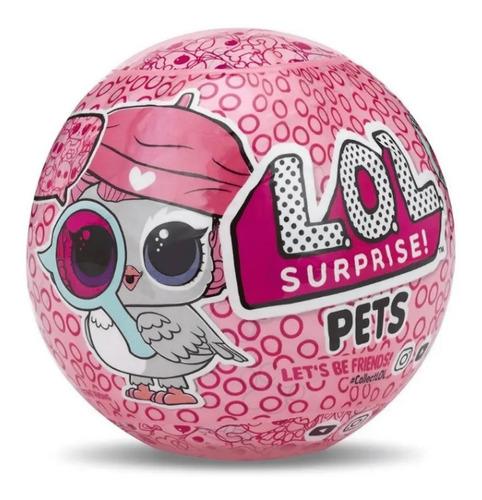 Boneca Lol Surprise Lol 7 Surpresas Lol Pet Eye Spy Candide