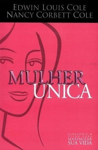 Livro Mulher Única Universidade Da Família Udf Promoção