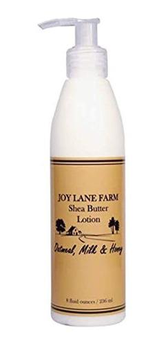 Joy Lane Farm - Locion De Manteca De Karite - Humectante D