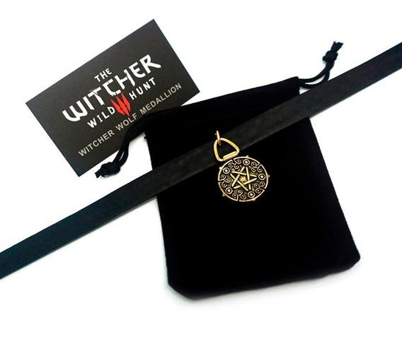 Colar The Witcher 3 Gargantilha Yennefer Cosplay