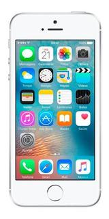 iPhone Se 64gb Prateado Usado Seminovo Bom Celular Barato