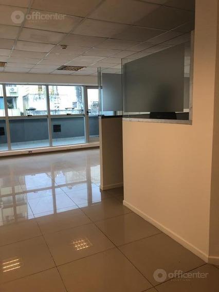 Oficina En Alquiler - Centro - 80 M2 - Balcón