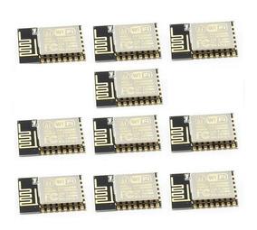 Módulo Wifi Esp8266 Esp-12e Arduino, Pic, Raspberry 10 Pcs