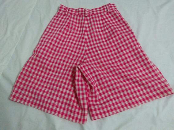 Pantalón Corto Short Niña T-8