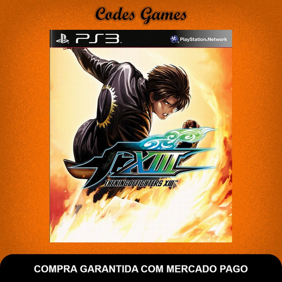 The King Of Fighters Xiii - Ps3 - Pronta Entrega