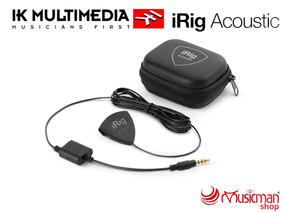 Ik Multimedia Irig Acoustic Clip