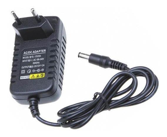 Kit 10 Fonte Estabilizada Para Cftv Ou Receptor De Tv 12v 2a
