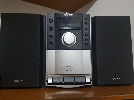 Som Sony Modelo Cmt-eh10 Micro Hi-fi Component System Mp3