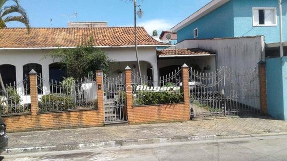 Casa Residencial 2250,00 Coml. 2650,00 - Ca0309