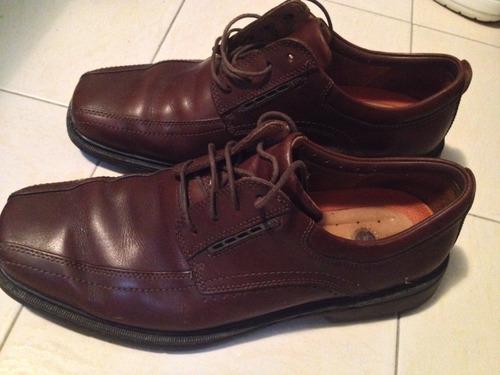 Zapatos Clarks Structured Originales Hombre Talla 10 Bs. 6.990,00
