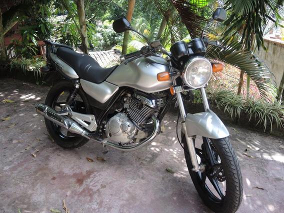 Suzuki Gs 125 - Gris Plata / Bien Tenida