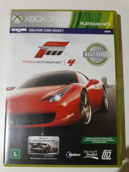 Forza Motorsport 4 Xbox 360 Mídia Física
