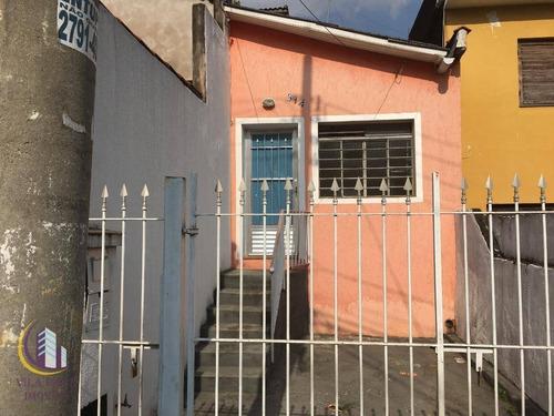 Casa 1 Dormitório - Ca0226