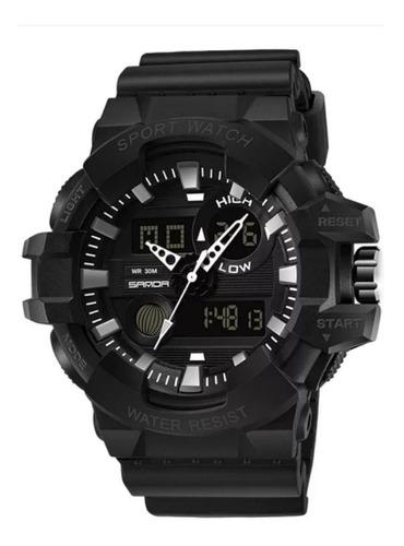 Relógio Masculino Sanda 780 Original Digital Esportivo