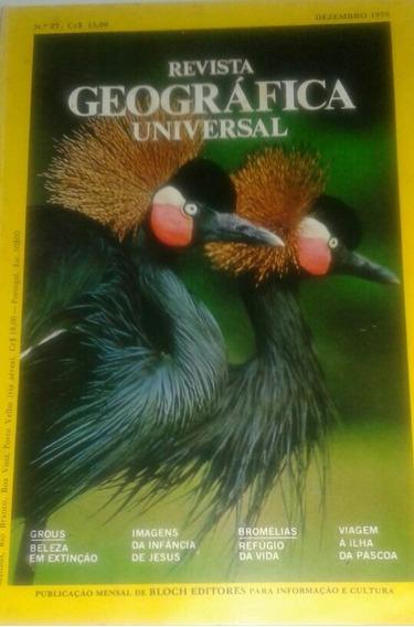 Revista Geográfica Universal Nº 27 - 1976