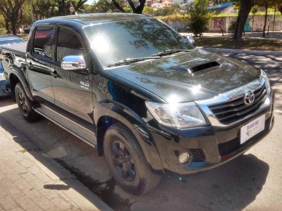 Toyota Hilux 3.0 Srv Cab. Dupla 4x4 4p 2013