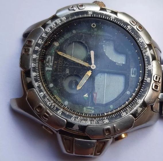 Relógio Citizen C720 Para Retirada De Peças