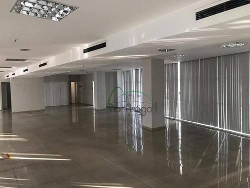 Sala Comercial - Locação - Avenida Rio Branco - Centro - Sa0163