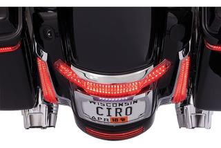 Ciro Portaplacas Para Harley Davidson 14-19 Touring