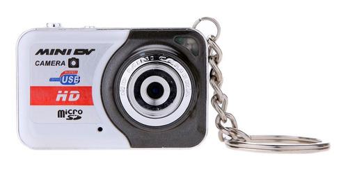 Imagem 1 de 6 de 6 X Portátil Ultra Mini Hd Alta Denifition Digital Câmera