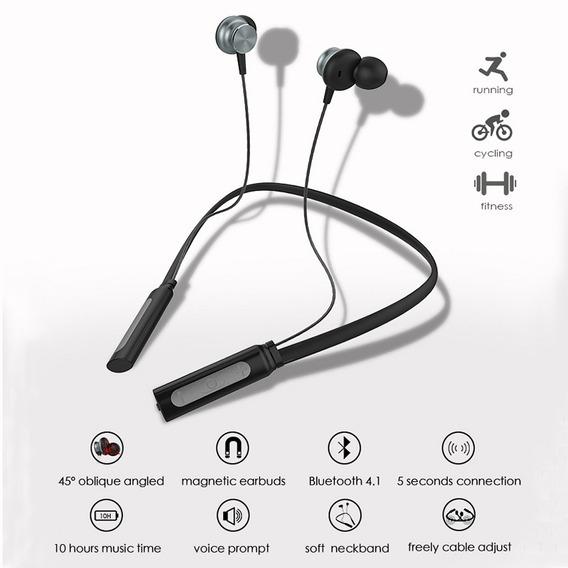 Fone De Ouvido Bluetooth Langsdom Sem Fio Contra A Água Ipx4