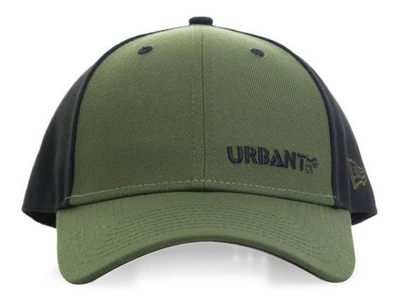 Gorra Original Caballero Verde Militar Urbant Star New Era