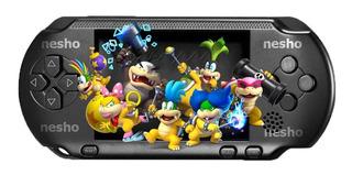 Vídeo Game Portátil 110 Jogos Ps2 Gba Snes Mega Neo Geo