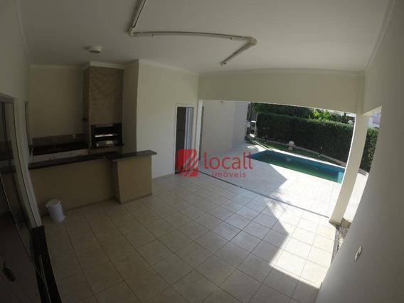 Casa Residencial Para Venda E Locação, Jardim Yolanda, São José Do Rio Preto. - Ca1493