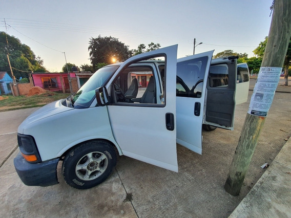 Chevrolet Express 6 Cilíndros 4.3 Lts