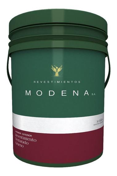Revestimiento Texturado Grueso Color Int. Ext. Modena 30 Kg (tipo Revear - Tarquini)