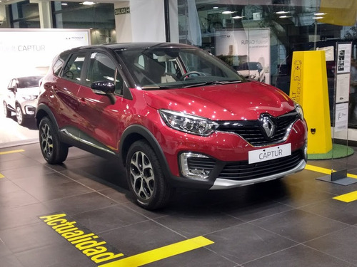 Renault Captur 1.6 Intens Cvt 0km 2021 (mac)