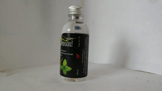 Aceite Termico Para Un Masaje Erótico Una Sensación 120ml