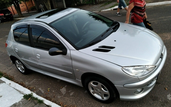 Peugeot 206 1.4 Moonlight Flex 5p 2008