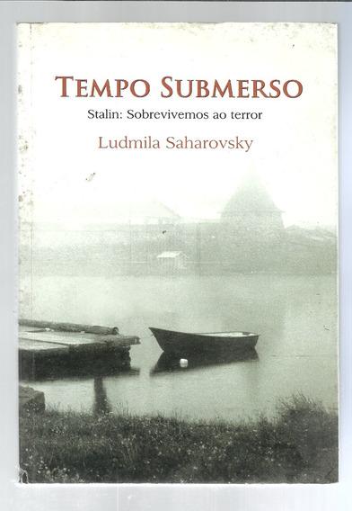 Tempo Submerso - Ludmila Saharovsky