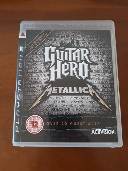 Jogo Guitar Hero Metallica