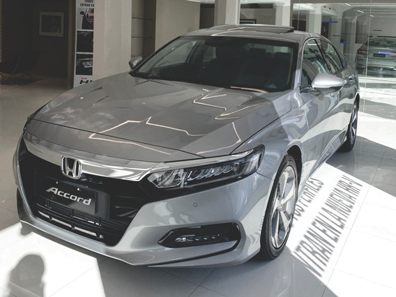 Honda Accord Ext 2020 0km Color A Convenir 5 Puertas