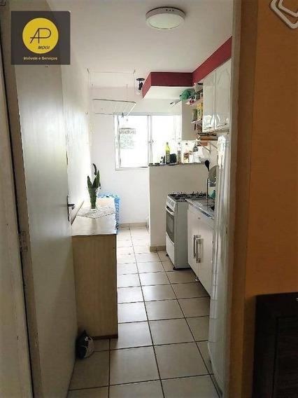 Apartamento Com 2 Dorm À Venda, 49 M² - Jardim Ponte Grande - Mogi Das Cruzes/sp - Ap0167