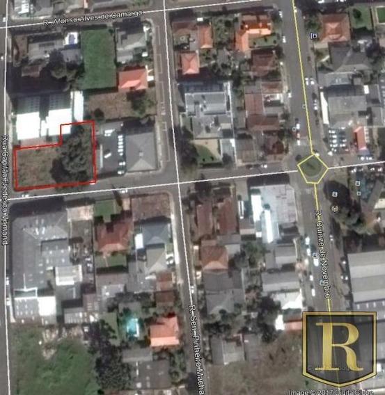 Terreno Para Venda Em Guarapuava, Santana - 590117