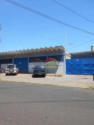 Galpão Comercial À Venda, Vila Virgínia, Ribeirão Preto - Ga0461. - Ga0461