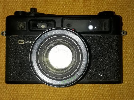 Camera Yashica Electro 35 Gtn