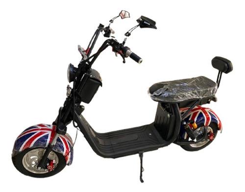 Go Electric Scooter Eletrica Moto 2000w 20ah Chopper Harlley