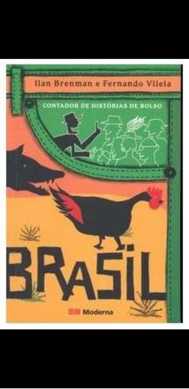 Livro: Contador De Histórias - Brasil